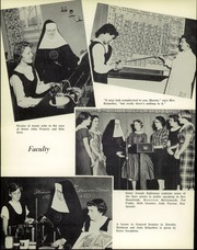 Page 16, 1958 Edition, Incarnate Word Academy - The Light Yearbook (St Louis, MO) online yearbook collection