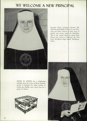 Page 12, 1960 Edition, Incarnate Word Academy - The Light Yearbook (St Louis, MO) online yearbook collection