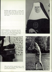 Page 13, 1960 Edition, Incarnate Word Academy - The Light Yearbook (St Louis, MO) online yearbook collection