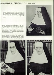 Page 15, 1960 Edition, Incarnate Word Academy - The Light Yearbook (St Louis, MO) online yearbook collection