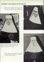 Page 17, 1960 Edition, Incarnate Word Academy - The Light Yearbook (St Louis, MO) online yearbook collection