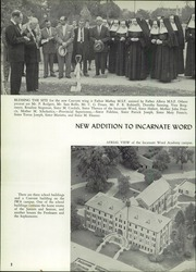 Page 6, 1960 Edition, Incarnate Word Academy - The Light Yearbook (St Louis, MO) online yearbook collection