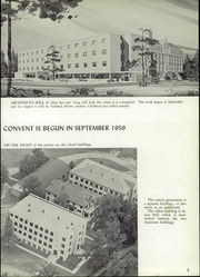 Page 7, 1960 Edition, Incarnate Word Academy - The Light Yearbook (St Louis, MO) online yearbook collection