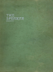 1936 Edition, Bowling Green High School - Speaker Yearbook (Bowling Green, MO)
