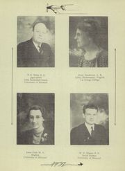 Page 13, 1937 Edition, Bowling Green High School - Speaker Yearbook (Bowling Green, MO) online yearbook collection