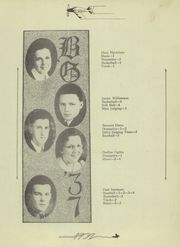 Page 17, 1937 Edition, Bowling Green High School - Speaker Yearbook (Bowling Green, MO) online yearbook collection