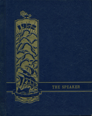 1952 Edition, Bowling Green High School - Speaker Yearbook (Bowling Green, MO)