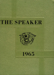 1965 Edition, Bowling Green High School - Speaker Yearbook (Bowling Green, MO)