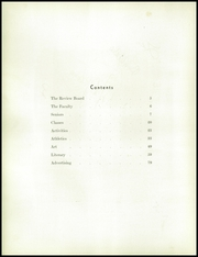 Page 8, 1936 Edition, John Burroughs School - Governor Yearbook (St Louis, MO) online yearbook collection