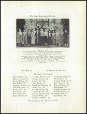 Page 9, 1936 Edition, John Burroughs School - Governor Yearbook (St Louis, MO) online yearbook collection