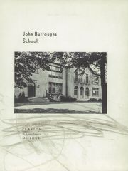 Page 5, 1937 Edition, John Burroughs School - Governor Yearbook (St Louis, MO) online yearbook collection