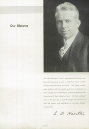 Page 14, 1939 Edition, John Burroughs School - Governor Yearbook (St Louis, MO) online yearbook collection