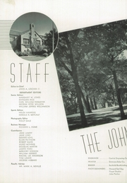 Page 6, 1939 Edition, John Burroughs School - Governor Yearbook (St Louis, MO) online yearbook collection