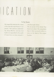 Page 9, 1939 Edition, John Burroughs School - Governor Yearbook (St Louis, MO) online yearbook collection