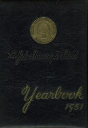Page 1, 1951 Edition, John Burroughs School - Governor Yearbook (St Louis, MO) online yearbook collection