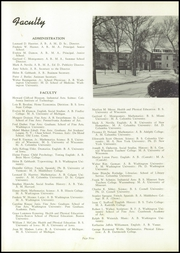 Page 13, 1951 Edition, John Burroughs School - Governor Yearbook (St Louis, MO) online yearbook collection