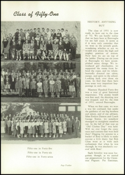 Page 16, 1951 Edition, John Burroughs School - Governor Yearbook (St Louis, MO) online yearbook collection