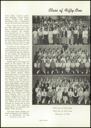 Page 17, 1951 Edition, John Burroughs School - Governor Yearbook (St Louis, MO) online yearbook collection