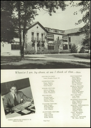 Page 8, 1951 Edition, John Burroughs School - Governor Yearbook (St Louis, MO) online yearbook collection