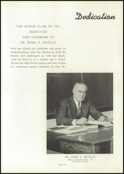 Page 9, 1951 Edition, John Burroughs School - Governor Yearbook (St Louis, MO) online yearbook collection