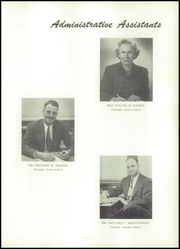 Page 11, 1952 Edition, John Burroughs School - Governor Yearbook (St Louis, MO) online yearbook collection