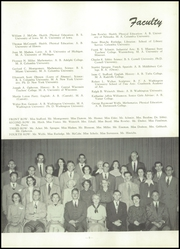 Page 13, 1952 Edition, John Burroughs School - Governor Yearbook (St Louis, MO) online yearbook collection