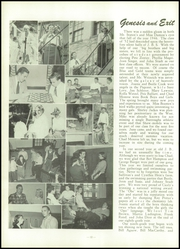 Page 16, 1952 Edition, John Burroughs School - Governor Yearbook (St Louis, MO) online yearbook collection