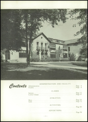 Page 8, 1952 Edition, John Burroughs School - Governor Yearbook (St Louis, MO) online yearbook collection