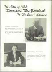 Page 9, 1952 Edition, John Burroughs School - Governor Yearbook (St Louis, MO) online yearbook collection