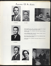 Page 17, 1965 Edition, Raytown South High School - Polaris Yearbook (Raytown, MO) online yearbook collection