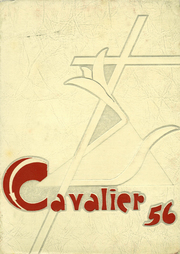 Page 1, 1956 Edition, Bishop DuBourg High School - Cavalier Yearbook (St Louis, MO) online yearbook collection