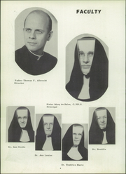Page 10, 1956 Edition, Bishop DuBourg High School - Cavalier Yearbook (St Louis, MO) online yearbook collection
