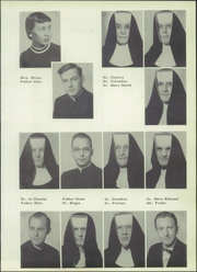 Page 11, 1956 Edition, Bishop DuBourg High School - Cavalier Yearbook (St Louis, MO) online yearbook collection