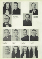 Page 12, 1956 Edition, Bishop DuBourg High School - Cavalier Yearbook (St Louis, MO) online yearbook collection