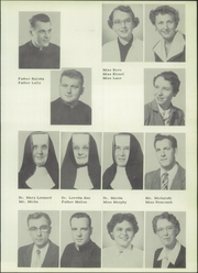 Page 13, 1956 Edition, Bishop DuBourg High School - Cavalier Yearbook (St Louis, MO) online yearbook collection