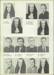 Page 14, 1956 Edition, Bishop DuBourg High School - Cavalier Yearbook (St Louis, MO) online yearbook collection