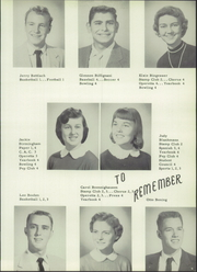 Page 17, 1956 Edition, Bishop DuBourg High School - Cavalier Yearbook (St Louis, MO) online yearbook collection