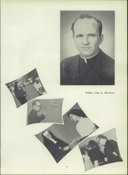 Page 9, 1956 Edition, Bishop DuBourg High School - Cavalier Yearbook (St Louis, MO) online yearbook collection