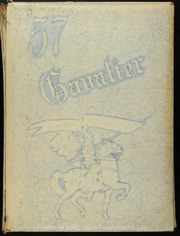 1957 Edition, Bishop DuBourg High School - Cavalier Yearbook (St Louis, MO)