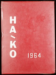 1964 Edition, Fox High School - Ha Ko Yearbook (Arnold, MO)