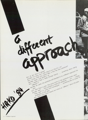 Page 6, 1984 Edition, Fox High School - Ha Ko Yearbook (Arnold, MO) online yearbook collection