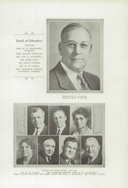 Page 15, 1933 Edition, Central High School - Wakitan Yearbook (St Joseph, MO) online yearbook collection
