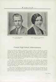 Page 17, 1933 Edition, Central High School - Wakitan Yearbook (St Joseph, MO) online yearbook collection