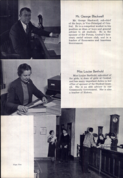 Page 16, 1937 Edition, Central High School - Wakitan Yearbook (St Joseph, MO) online yearbook collection