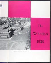 Page 7, 1938 Edition, Central High School - Wakitan Yearbook (St Joseph, MO) online yearbook collection