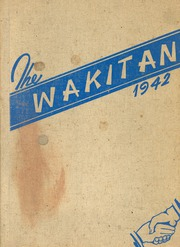 Page 1, 1942 Edition, Central High School - Wakitan Yearbook (St Joseph, MO) online yearbook collection