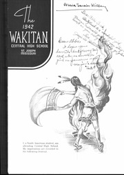 Page 4, 1942 Edition, Central High School - Wakitan Yearbook (St Joseph, MO) online yearbook collection