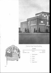 Page 7, 1942 Edition, Central High School - Wakitan Yearbook (St Joseph, MO) online yearbook collection