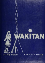 Page 1, 1959 Edition, Central High School - Wakitan Yearbook (St Joseph, MO) online yearbook collection