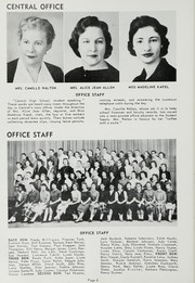 Page 10, 1959 Edition, Central High School - Wakitan Yearbook (St Joseph, MO) online yearbook collection